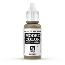 Vallejo 70988 Khaki - 17 ml (Model Color) (115)