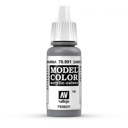 Vallejo 70991 Dark Sea Grey - 17 ml (Model Color) (159)