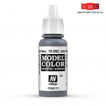 Vallejo 70992 Neutral Grey - 17 ml (Model Color) (160)