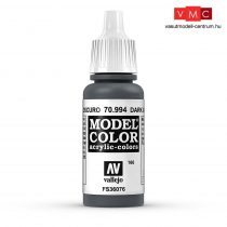 Vallejo 70994 Dark Grey - 17 ml (Model Color) (166)