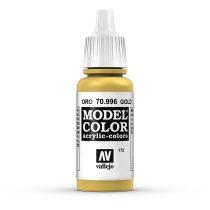 Vallejo 70996 Gold - 17 ml (Model Color) (172)