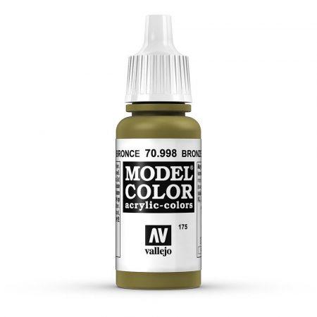 Vallejo 70998 Bronze - 17 ml (Model Color) (175)