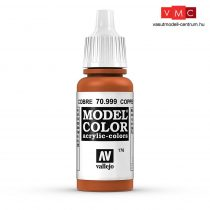 Vallejo 70999 Copper - 17 ml (Model Color) (176)