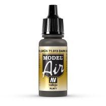 Vallejo 71015 Olive Grey, 17 ml (Model Air)