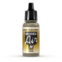 Vallejo 71023 Hemp, 17 ml (Model Air)