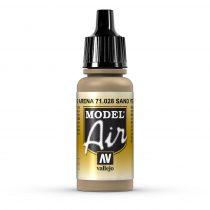 Vallejo 71028 Sand Yellow, 17 ml (Model Air)