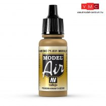 Vallejo 71031 Middle Stone, 17 ml (Model Air)
