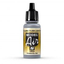 Vallejo 71050 Light Grey, 17 ml (Model Air)