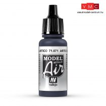 Vallejo 71071 Artic Blue, Metallic, 17 ml (Model Air)