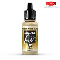 Vallejo 71075 Sand (Ivory), 17 ml (Model Air)