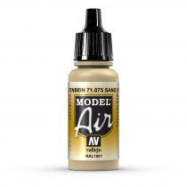 Vallejo 71075 Sand (Ivory), 17 ml (Model Air)