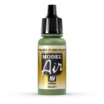 Vallejo 71095 Pale Green, 17 ml (Model Air)