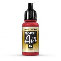 Vallejo 71102 Red, 17 ml (Model Air)