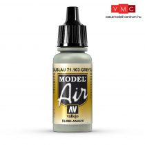 Vallejo 71103 Gray Blue RLM84, 17 ml (Model Air)