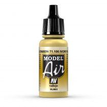 Vallejo 71106 Ivory RLM05, 17 ml (Model Air)