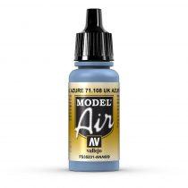 Vallejo 71108 UK Azure Blue, 17 ml (Model Air)
