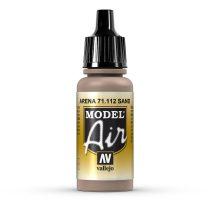 Vallejo 71112 Sand, 17 ml (Model Air)
