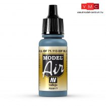 Vallejo 71113 IDF Blue, 17 ml (Model Air)