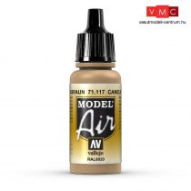 Vallejo 71117 Camouflage Brown, 17 ml (Model Air)