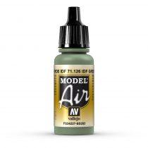 Vallejo 71126 IDF Green, 17 ml (Model Air)