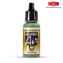 Vallejo 71126 IDF Green, 17 ml (Model Air)