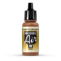 Vallejo 71129 Light Rust, 17 ml (Model Air)
