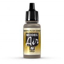 Vallejo 71131 Concrete, 17 ml (Model Air)