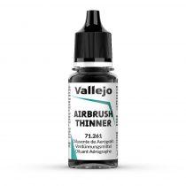 Vallejo 71261 Airbrush Thinner, 17 ml (Model Air)