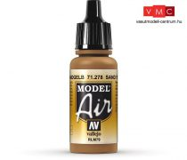 Vallejo 71278 Sand Yellow RLM79, 17 ml (Model Air)