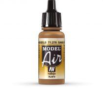 Vallejo 71278 Sand Yellow RLM79, 17 ml (Model Air)