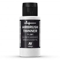 Vallejo 71361 Airbrush Thinner - Szórópisztoly akril hígító 60 ml