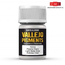 Vallejo 73113 Light Slate Grey (pigment) - 30 ml (Panzer Aces)