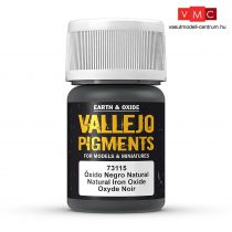 Vallejo 73115 Natural Iron Oxide (pigment) - 30 ml (Panzer Aces)