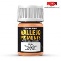 Vallejo 73120 Old Rust (pigment) - 30 ml (Panzer Aces)