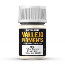 Vallejo 73121 Desert Dust (pigment) - 30 ml (Panzer Aces)