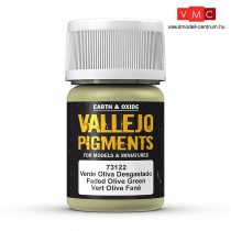 Vallejo 73122 Fades Olive Green (pigment) - 30 ml (Panzer Aces)