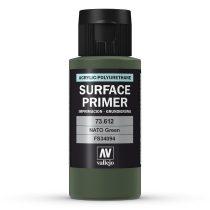 Vallejo 73612 NATO Green (FS34094) Surface Primer, 60 ml