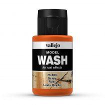 Vallejo 76506 Rust Wash (model wash) - 35 ml (Panzer Aces)