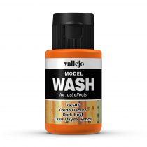 Vallejo 76507 Dark Rust Wash (model wash) - 35 ml (Panzer Aces)