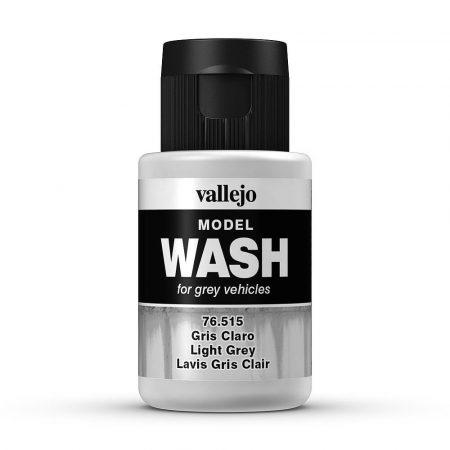 Vallejo 76515 Light Grey Wash (model wash) - 35 ml (Panzer Aces)