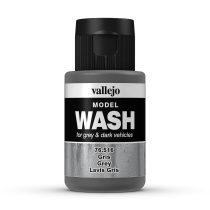 Vallejo 76516 Grey Wash (model wash) - 35 ml (Panzer Aces)