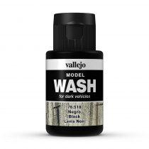 Vallejo 76518 Black Wash (model wash) - 35 ml (Panzer Aces)