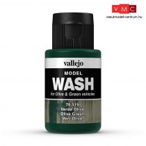 Vallejo 76519 Olive Green (model wash) - 35 ml (Panzer Aces)
