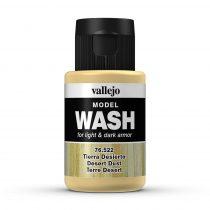Vallejo 76522 Desert Dust (model wash) - 35 ml (Panzer Aces)