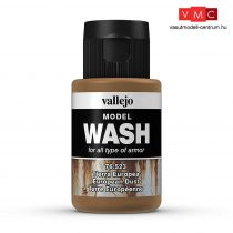 Vallejo 76523 European Dust (model wash) - 35 ml (Panzer Aces)
