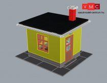 Vamitools 00009 Vasúti őrhely (H0) (513)