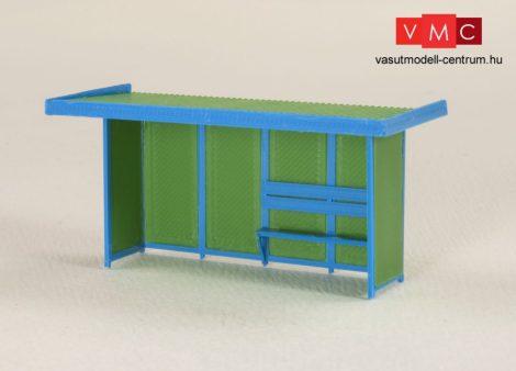 Vamitools 00053 Buszmegálló, lapostetős kivitel (TT) (302)