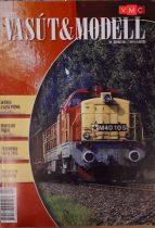 Vasút & Modell magazin 2014/4 szám