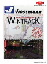 Viessmann 1007 WINTRACK 14.0 3D pályatervező szoftver - Update