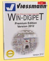 Viessmann 1013 WIN-DIGIPET vonatvezérlő szoftver - kézikönyv 2009 Premium Edition